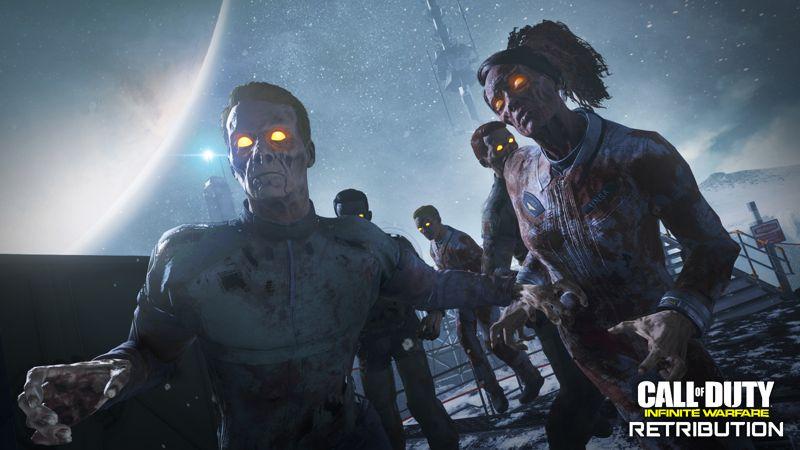 12 września na PS4 rusza DLC Retribution dla Call of Duty: Infinite Warfare