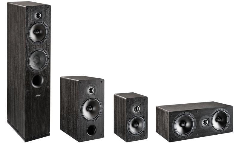Kolumny głośnikowe z nowej serii Tesi Vinyl