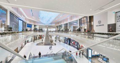 Poznań - Posnania Shopping Mall