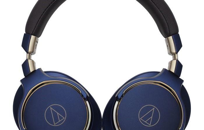Słuchawki ATH-MSR7