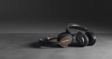 Gold and Grey słuchawki PX