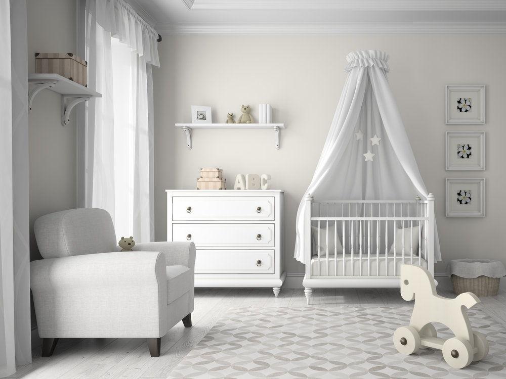 Mój pierwszy pokój. Kilka prostych pomysłów na urządzenie pokoju niemowlaka