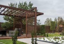 Pergola drewniana – perełka małej architektury ogrodowej